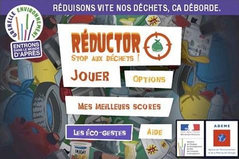 L'application pour le tri des déchets Reductor