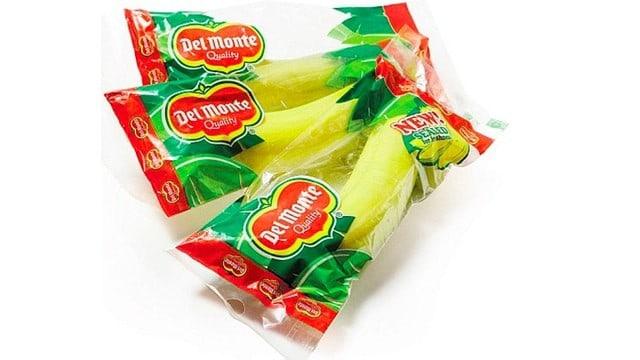 Quand l'emballage plastique pour banane vient protéger l'emballage organique naturel…