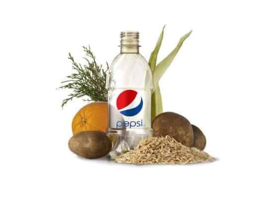 Une bouteille végétale plus écologique et 100% recyclable