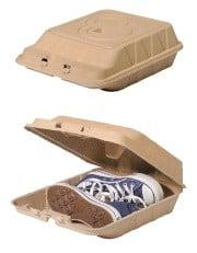 Boîte à chaussures écologique