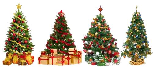 Les emballages cadeaux à la période de Noël