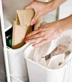 Emballages comestibles à l'essai
