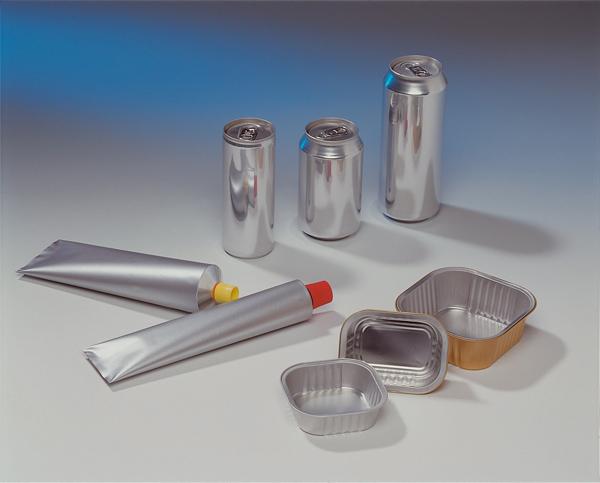 L'aluminium dans nos déchets