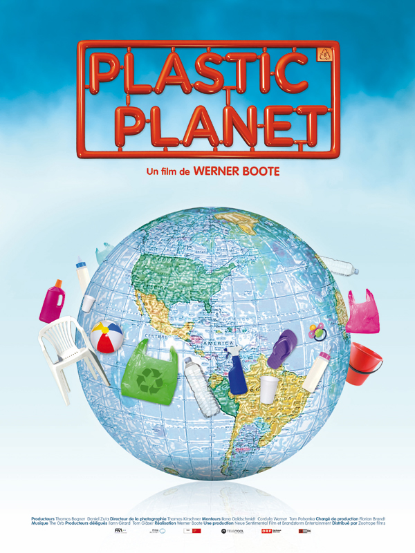 Plastic Planet, le film documentaire de Werner Boote.