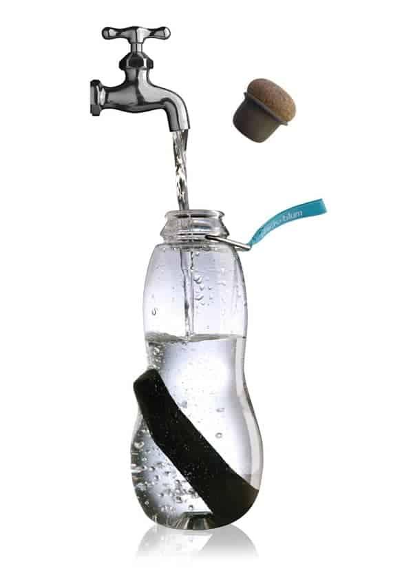 «Eau good», la bouteille filtrante réutilisable