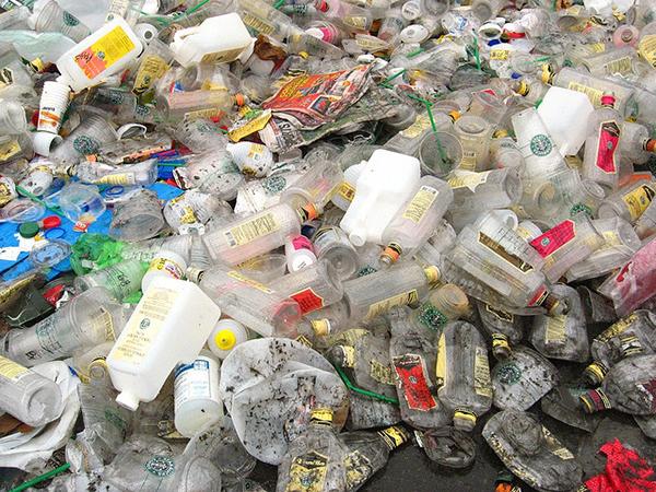 Le recyclage du plastique en France