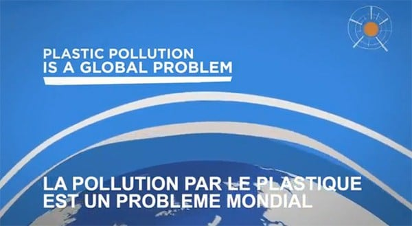 Think Beyond Plastic - Combattre la pollution par le plastique