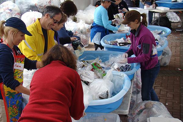 Le recyclage des plastiques souples
