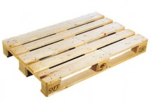 La palette de bois