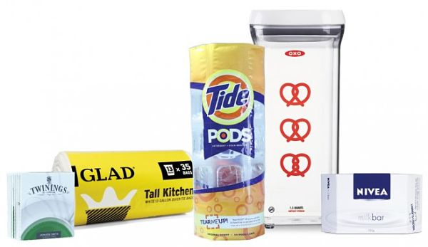Prototypes pour réduire ou supprimer l'emballage