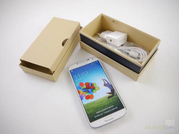 Un emballage écologique pour le Samsung Galaxy S4