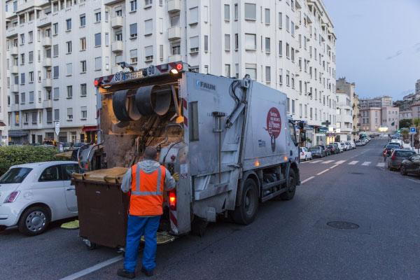 Recyclage des déchets en région PACA