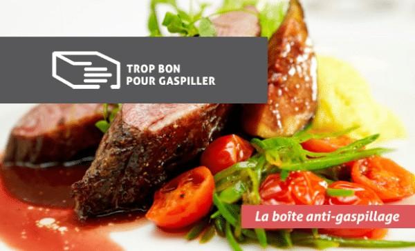 Trop Bon Pour Gaspiller - La boîte anti-gaspillage