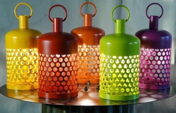 Connu Butalamps - De bouteilles de gaz en lampes - L' EMBALLAGE  EP58