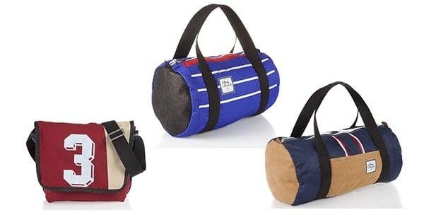 Des maillots de sport recyclés en sacs