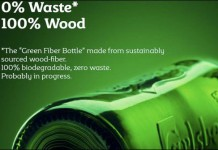 Bouteille biodégradable Carlsberg