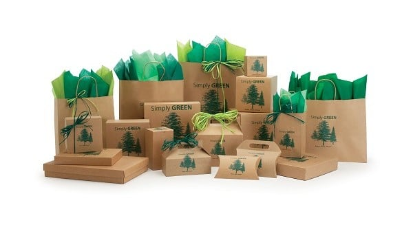 Green packaging