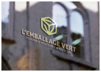 L'EMBALLAGE VERT - La boutique