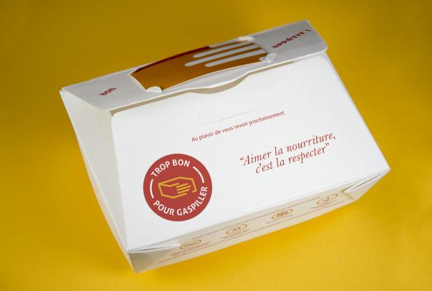 Notre boîte était à priori retenu pour l'opération de la Mairie de Paris