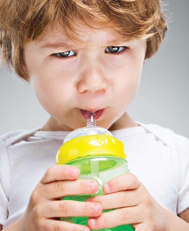 Le plastique TRITAN Sans-BPA, des preuves glaçantes…