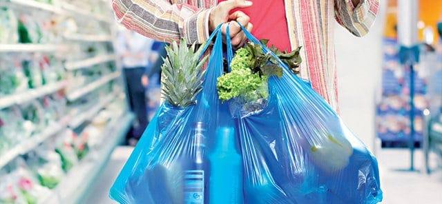 Sacs plastiques et habitudes des consommateurs