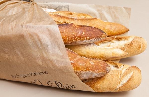 Emballages pour les boulangeries pâtisseries