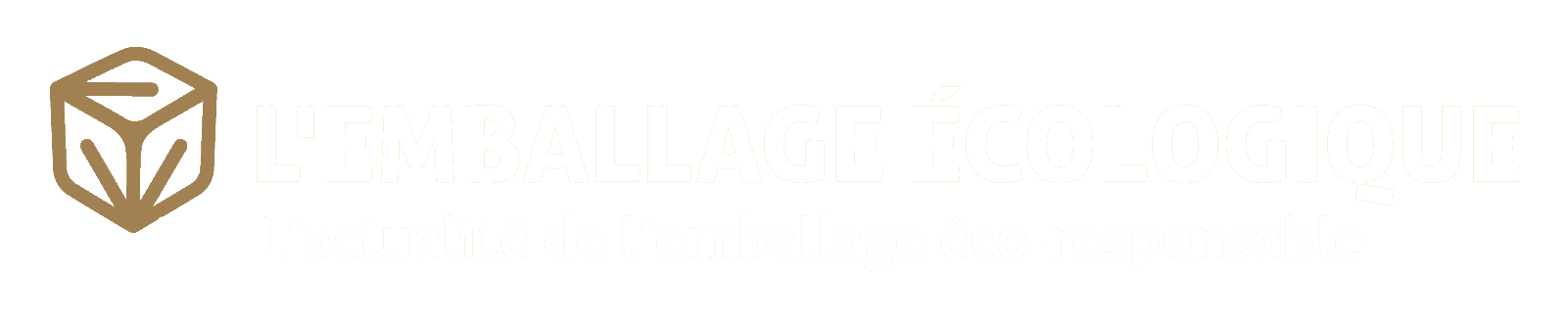 L' EMBALLAGE ÉCOLOGIQUE