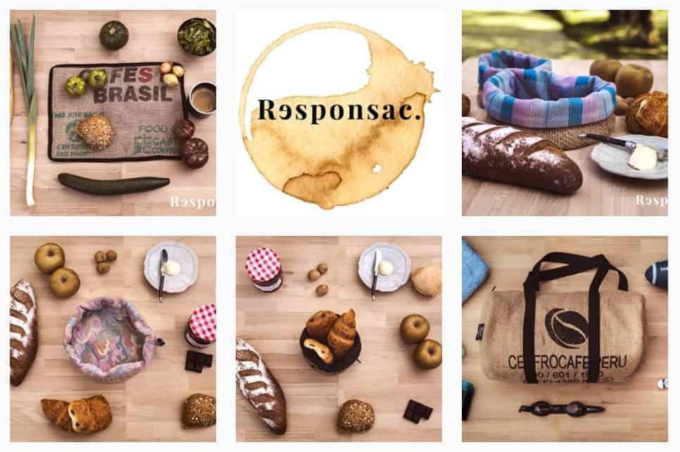 ResponsaC : des sacs 100% éco-responsables