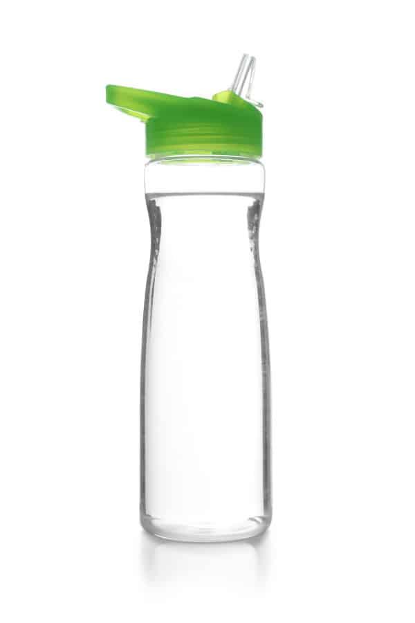 Gourde en plastique tritan sans-BPA