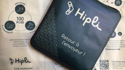 Pochette réutilisable Hipli
