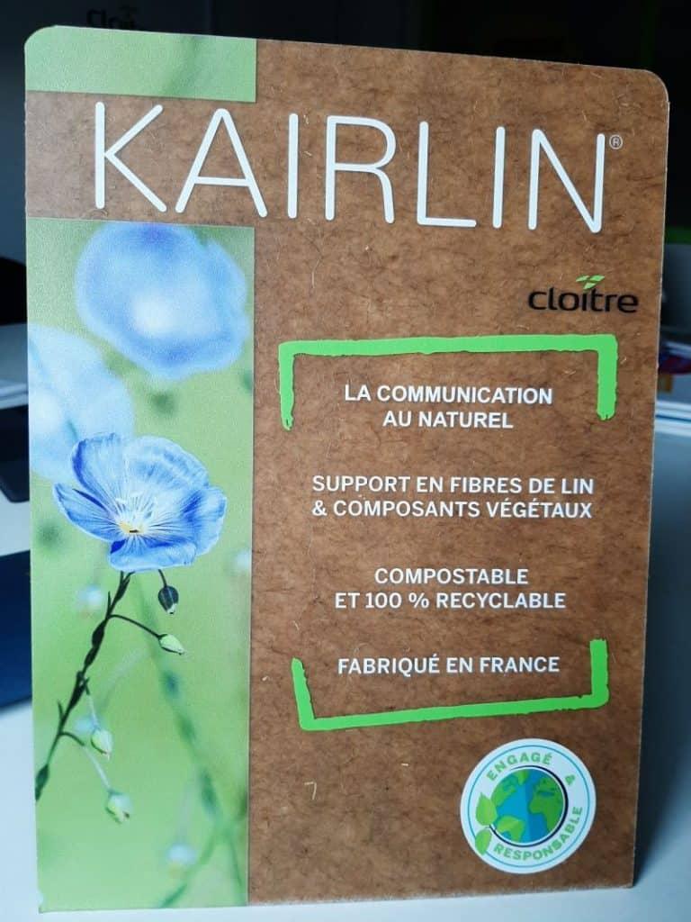 Kairlin - Support de communication