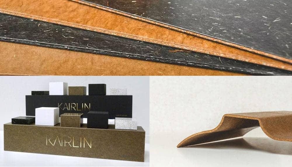 Kairlin - Matériau écologique en lin