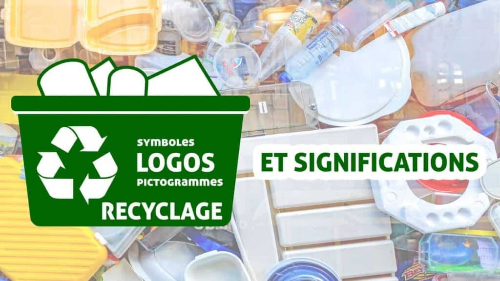 Signification logo du recyclage