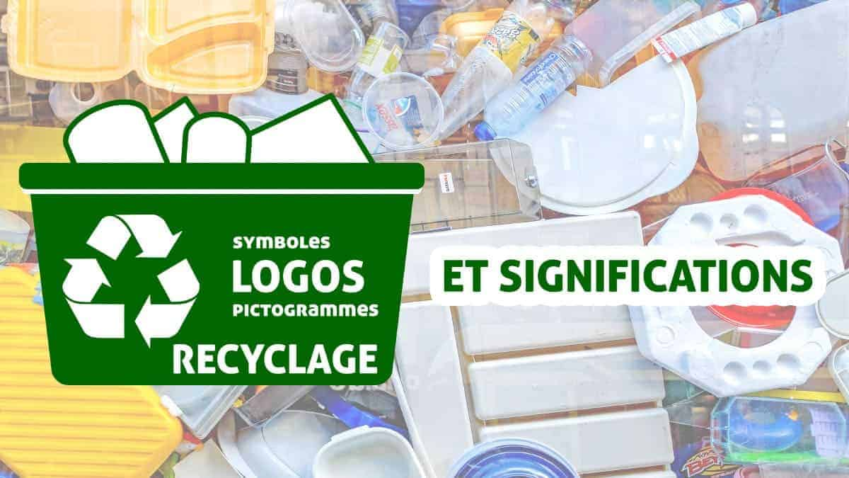 Signification du logo du recyclage