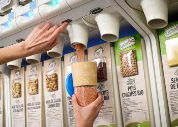 MIWA révolutionne le vrac avec ses distributeurs